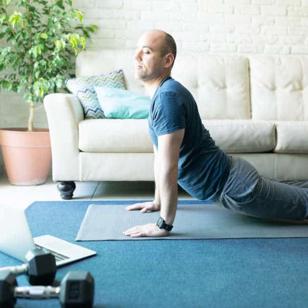 yoga and mindfulness for neck and back pain