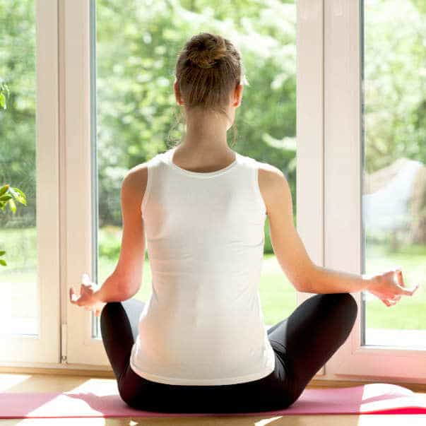 yoga for back and neck pain